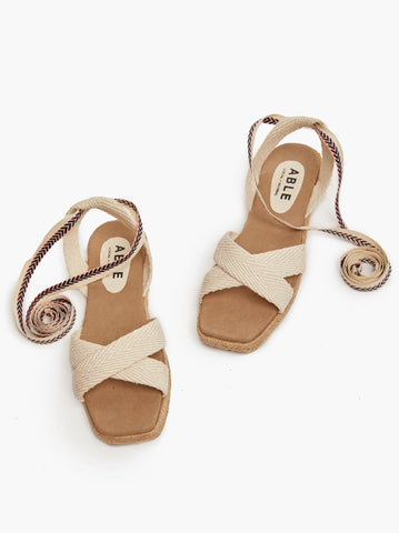 ABLE - Pooja Sandals