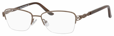 Saks Fifth Avenue - Saks A 300 51mm Almond Eyeglasses / Demo Lenses