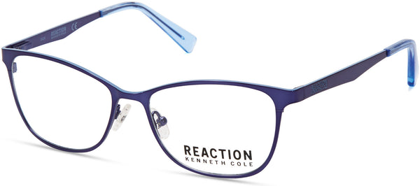 2a1e19cc97 Kenneth Cole - KC0811 Matte Light Blue Eyeglasses   Demo Lenses ...