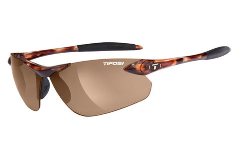Tifosi - Seek FC Tortoise Sunglasses, Brown Lenses