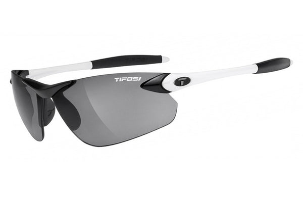 Tifosi - Seek FC Black / White Sunglasses, Smoke Fototec Lenses