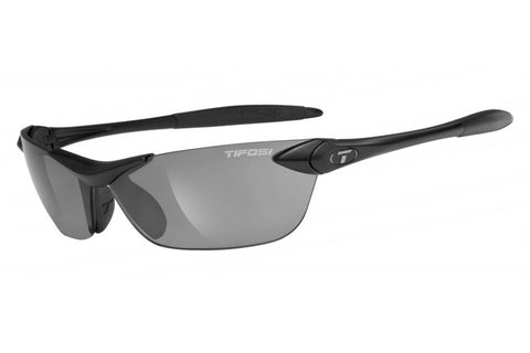 Tifosi - Seek Matte Black Sunglasses, Smoke Lenses