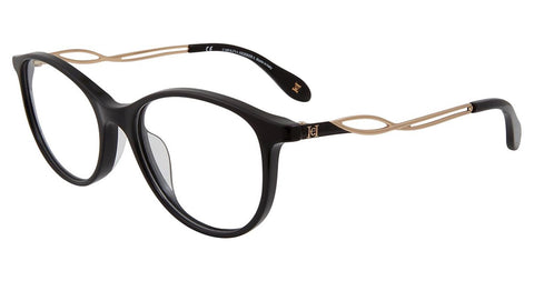 Carolina Herrera - VHN590M 51mm Black Eyeglasses / Demo Lenses