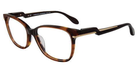 Carolina Herrera - VHN592M 53mm Tortoise Eyeglasses / Demo Lenses
