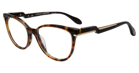 Carolina Herrera - VHN591M 53mm Tortoise Eyeglasses / Demo Lenses