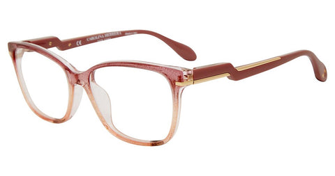 Carolina Herrera - VHN592M 53mm Pink Eyeglasses / Demo Lenses