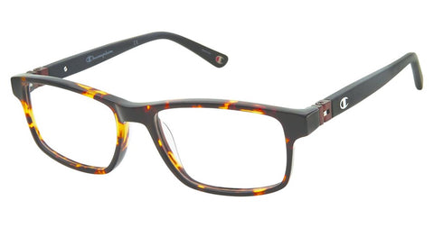 Champion - 7021 51mm Tortoise Black Eyeglasses / Demo Lenses