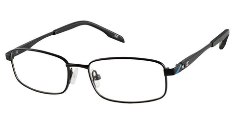 Champion - 7012 49mm Black Eyeglasses / Demo Lenses