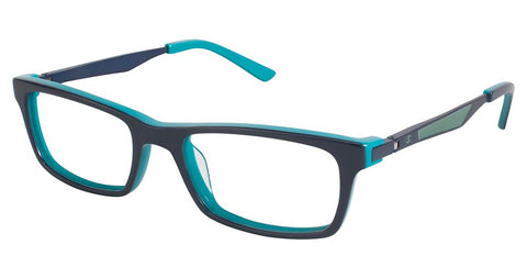 Champion - 7004 49mm Matte Navy Eyeglasses / Demo Lenses