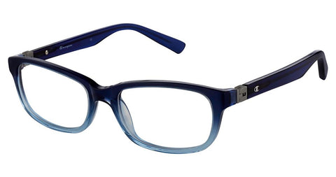 Champion - 7020 49mm Navy Fade Eyeglasses / Demo Lenses