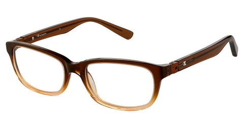 Champion - 7020 49mm Brown Fade Eyeglasses / Demo Lenses