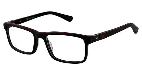 Champion - 7018 48mm Black Eyeglasses / Demo Lenses