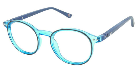 Champion - 7022 45mm Navy Crystal Eyeglasses / Demo Lenses