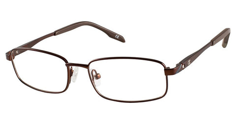 Champion - 7012 49mm Brown Eyeglasses / Demo Lenses