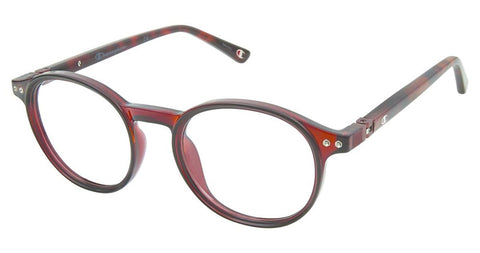 Champion - 7022 45mm Brown Crystal Eyeglasses / Demo Lenses