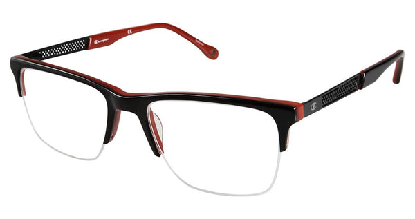 Champion - 2014 55mm Black Eyeglasses / Demo Lenses