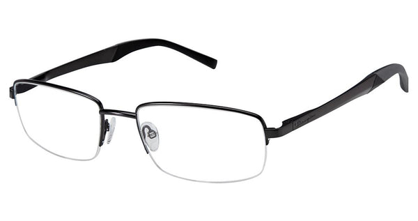 Champion - FL4001 57mm Dark Gunmetal Eyeglasses / Demo Lenses