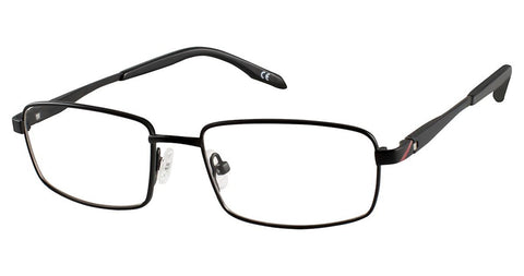 Champion - 7013 50mm Black Eyeglasses / Demo Lenses