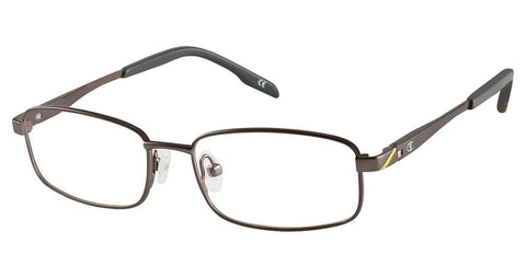 Champion - 7012 49mm Gunmetal Eyeglasses / Demo Lenses