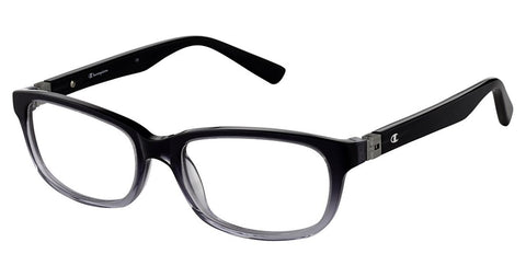 Champion - 7020 49mm Black Fade Eyeglasses / Demo Lenses