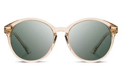 Shwood - Bailey Acetate Champagne / G15 Polarized Sunglasses
