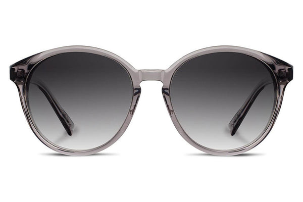 Shwood - Bailey Acetate Smoke / Grey Fade Polarized Sunglasses