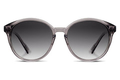 Shwood - Bailey Acetate Smoke / Grey Fade Sunglasses