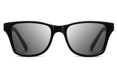Shwood - Canby Acetate Black / Grey Polarized Sunglasses