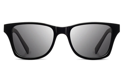 Shwood - Canby Acetate Black / Grey Sunglasses