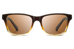 Shwood - Canby Acetate Sweet Tea / Brown Polarized Sunglasses