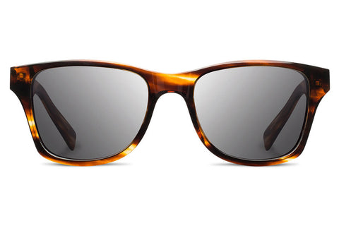 Shwood - Canby Acetate Tortoise / Grey Sunglasses