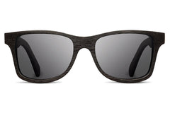 Shwood - Canby Dark Walnut / Grey Polarized Sunglasses
