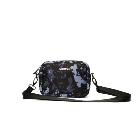 Vooray - Sidekick Navy Camo Crossbody Bag