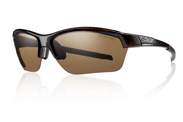Smith - Approach Max Tortoise Sunglasses, Polarized Brown Lenses