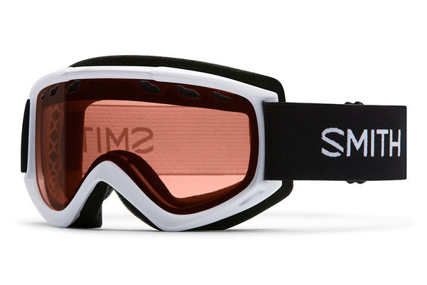 Smith - Cascade White Goggles, RC36 Lenses