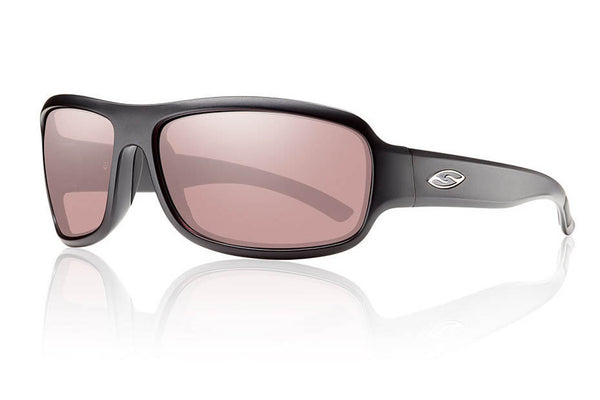 Smith - Drop Elite Matte Black Sunglasses, Ignitor Mil-Spec Lenses