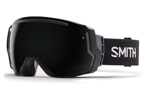 Smith - I/O7 Black Goggles, Blackout Lenses