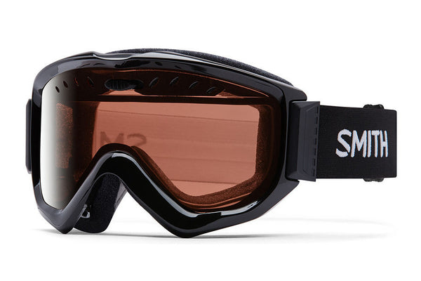 Smith Knowledge OTG Black Goggles, RC36 Lenses