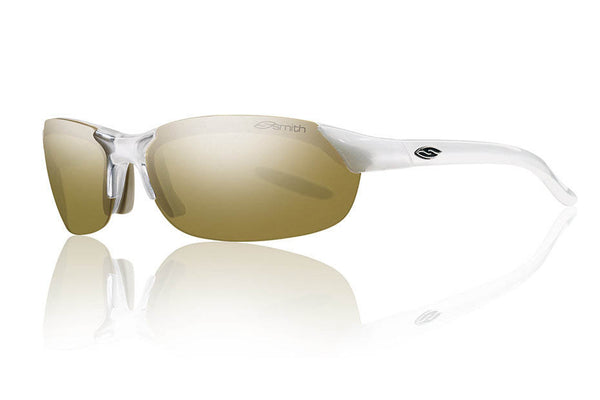 Smith - Parallel Pearl Sunglasses, Bronze Mirror Lenses