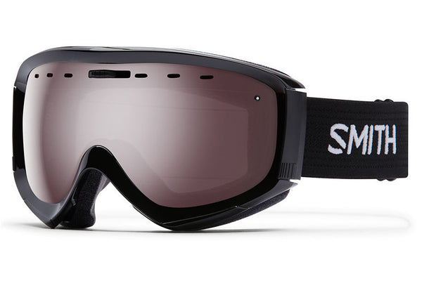 Smith - Prophecy OTG  Black Goggles, Ignitor Mirror Lenses