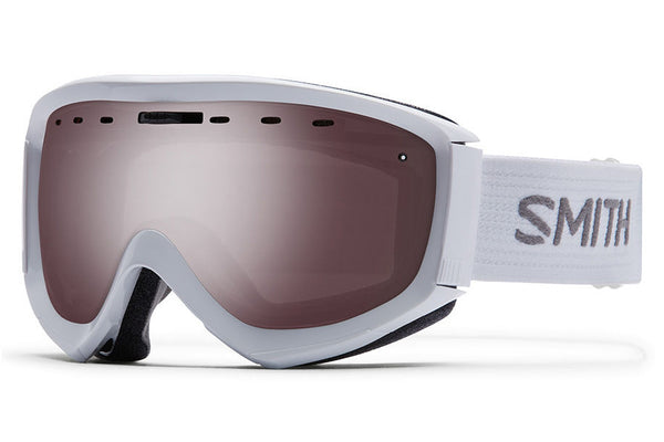 Smith - Prophecy OTG White Goggles, Ignitor Mirror Lenses
