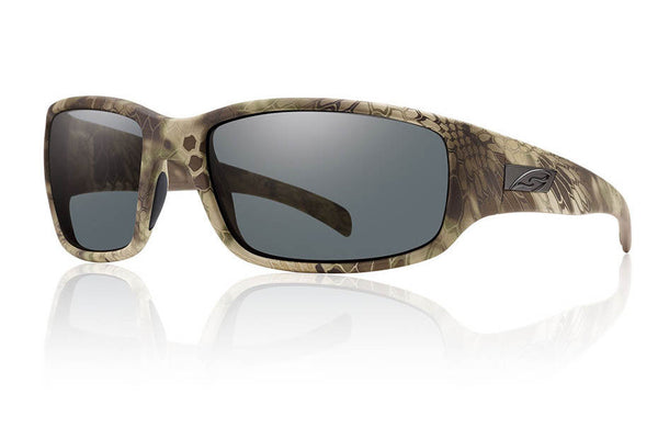 Smith - Prospect Tactical Kryptek Highlander Sunglasses, Gray Mil-Spec Lenses