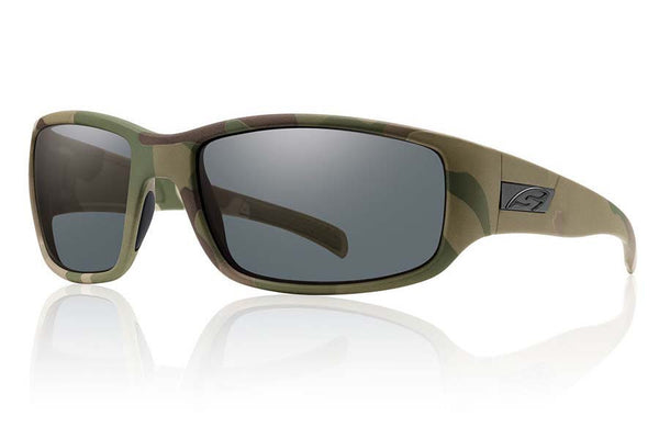 Smith - Prospect Elite Multicam Tactical Sunglasses, Gray Lenses
