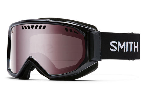 Smith - Squad White Goggles, Green Sol-X Mirror Lenses