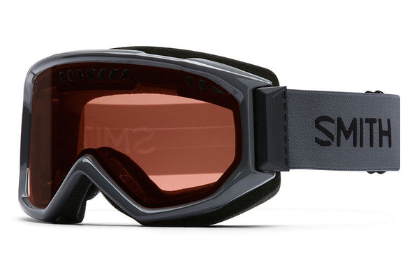 Smith Scope Charcoal Goggles, RC36 Lenses
