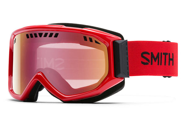 Smith - Scope Fire Goggles, Red Sensor Mirror Lenses