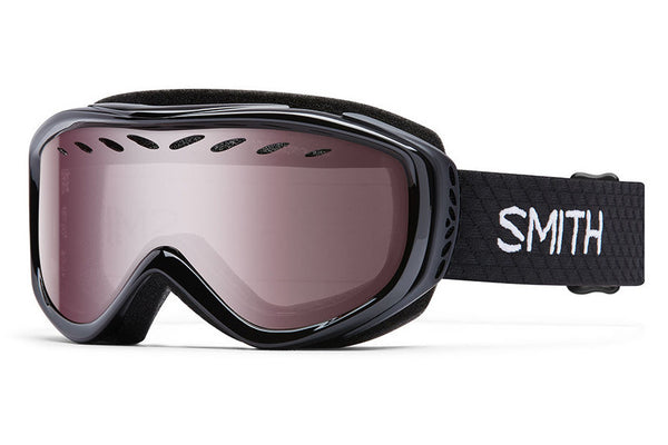 Smith - Transit Black Goggles, Ignitor Mirror Lenses