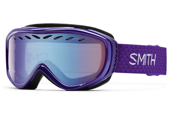 Smith - Transit Ultraviolet Goggles, Blue Sensor Mirror Lenses