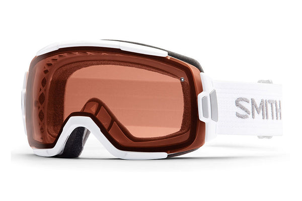 Smith - Vice White Goggles, RC36 Lenses