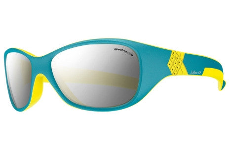 Julbo - Solan Blue / Yellow Sunglasses, Spectron 3 + Lenses